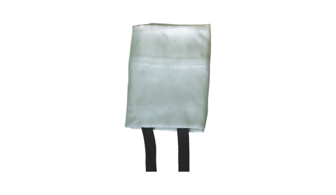 JBT-001 FI RE BLANKET WITHOUT SILICA GEL PAINTING