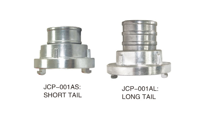 STORZ COUPLING IN ALUMINUM